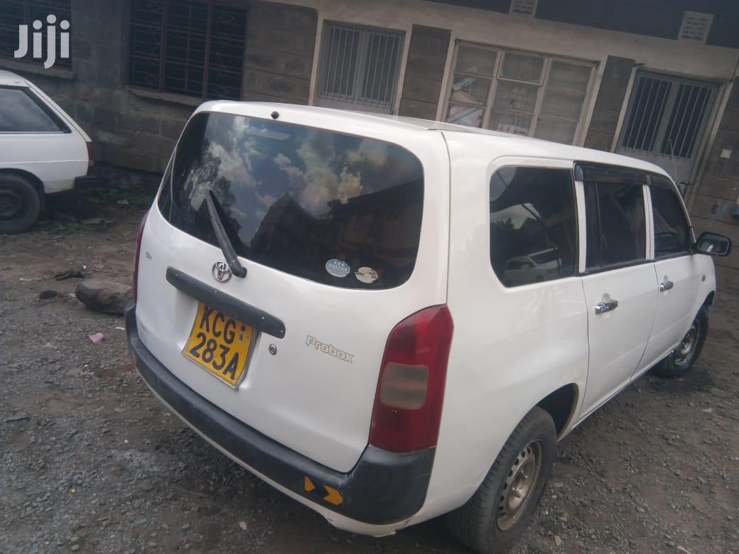 Toyota Probox 2007 White | Cars for sale in Flamingo, Nakuru, Kenya