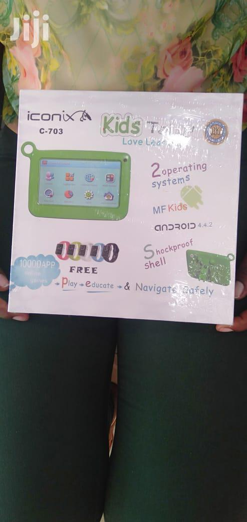 Iconix C_703 Kids Tablet 7'' 8gb   Toys for sale in Nairobi Central, Nairobi, Kenya