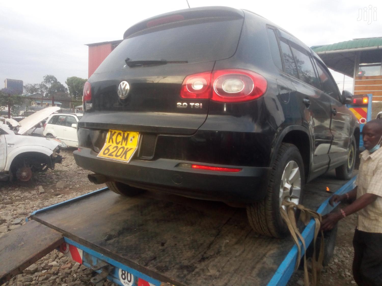 Volkswagen Tiguan 2010 Black | Cars for sale in Nairobi South, Nairobi, Kenya