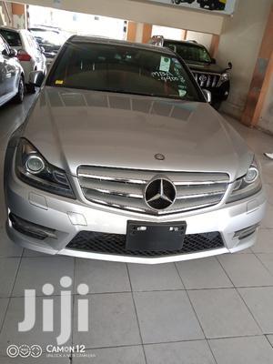Mercedes-Benz C180 2013 Silver | Cars for sale in Mombasa, Mvita