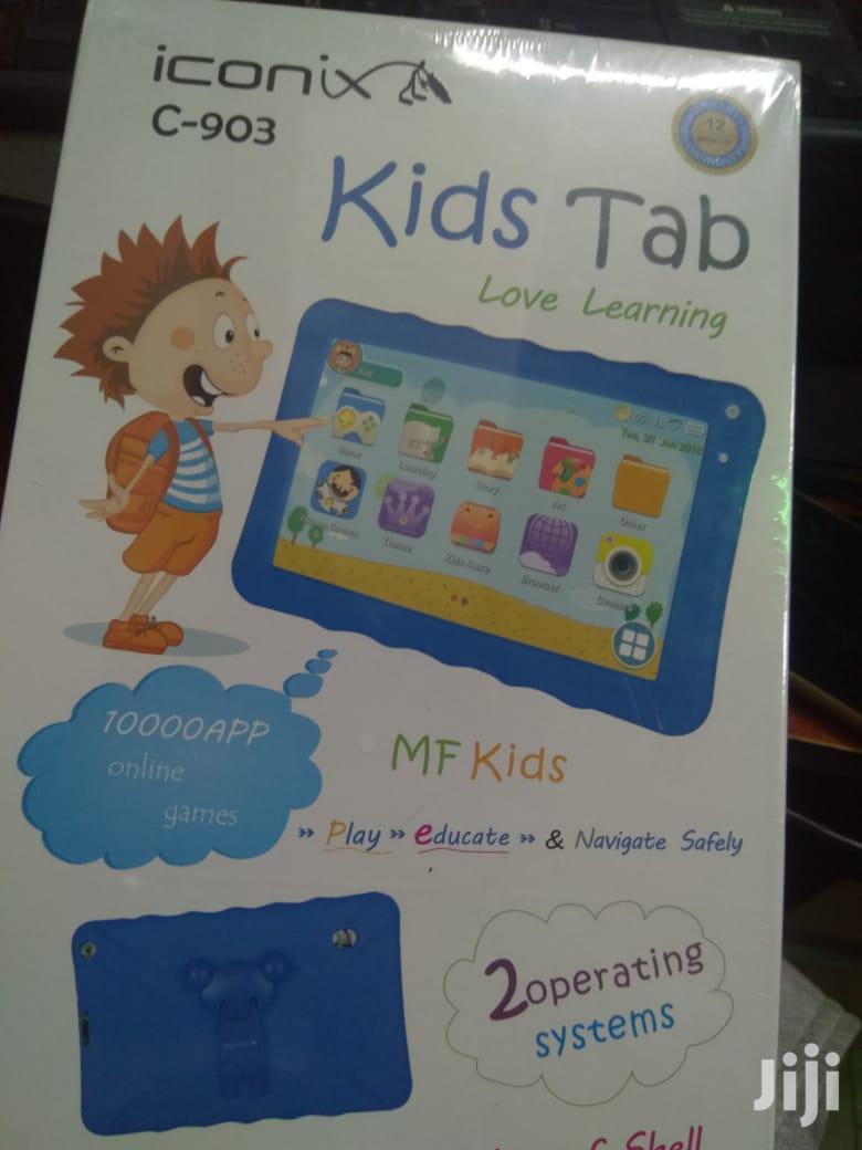 "Iconix C903 Kids Tablet Dual Core -9"" - 8GB ROM 512MB RAM"
