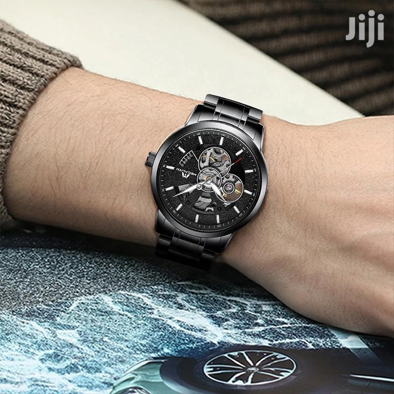 Megalith Automatic Mechanical Self-Wind Watch | Watches for sale in Nairobi Central, Nairobi, Kenya