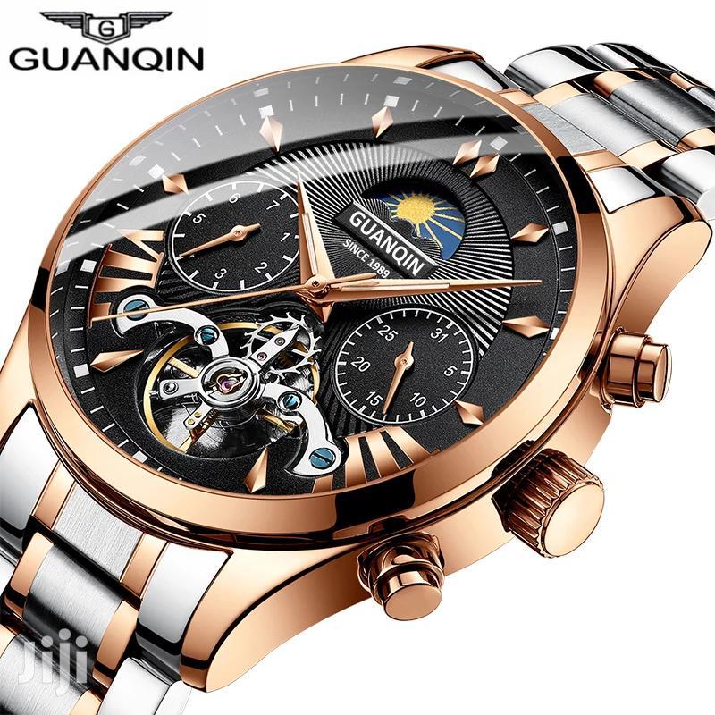 Guanqin Automatic Mechanical Watch