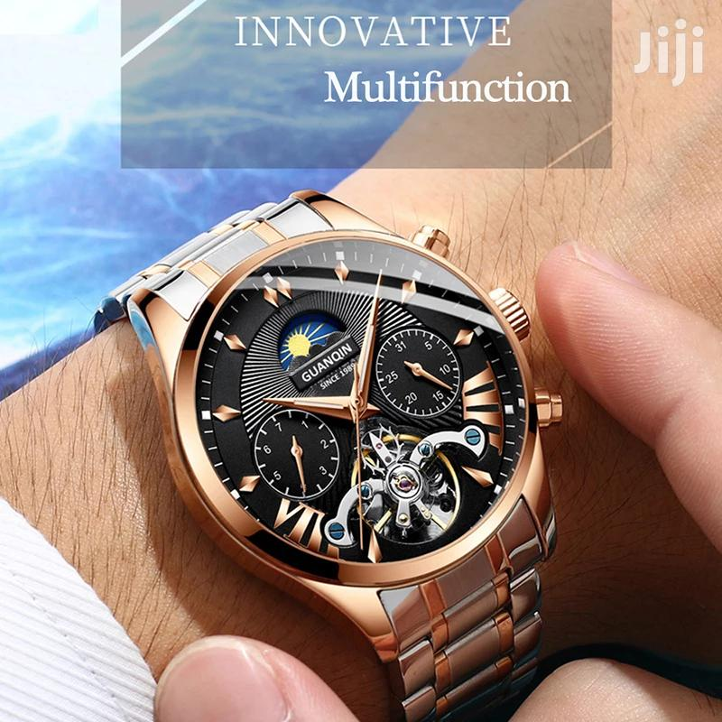 Guanqin Automatic Mechanical Watch | Watches for sale in Nairobi Central, Nairobi, Kenya