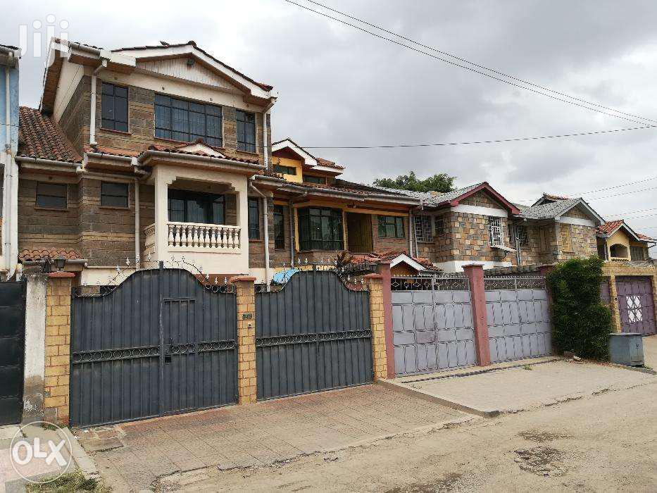 South C Rangers Court 4 Bedroom Maisonette With Dsq In Nairobi Central Houses Apartments For Sale Joseph N Jiji Co Ke