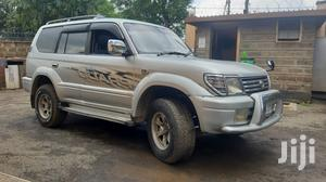 Toyota Land Cruiser Prado 2002 Silver | Cars for sale in Nairobi, Woodley/Kenyatta Golf Course