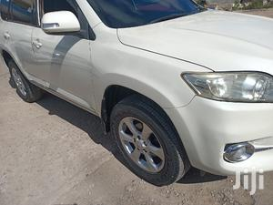 Toyota Vanguard 2011 White | Cars for sale in Mombasa, Tudor