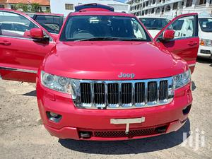 Jeep Cherokee 2012 Red   Cars for sale in Mombasa, Tudor
