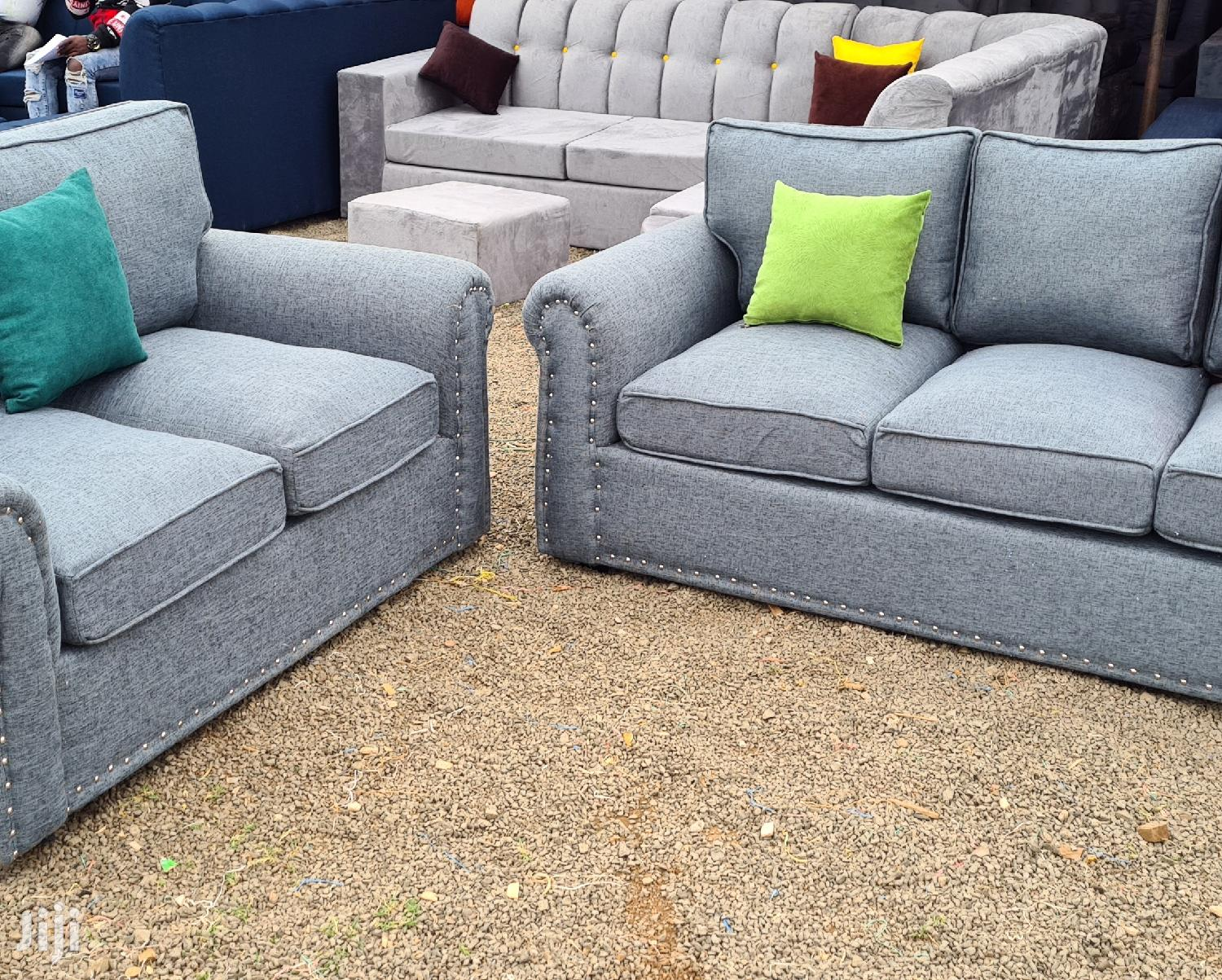 Archive: 5 Seater Sofa