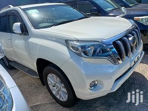 Toyota Land Cruiser Prado 2015 White | Cars for sale in Mombasa, Tudor