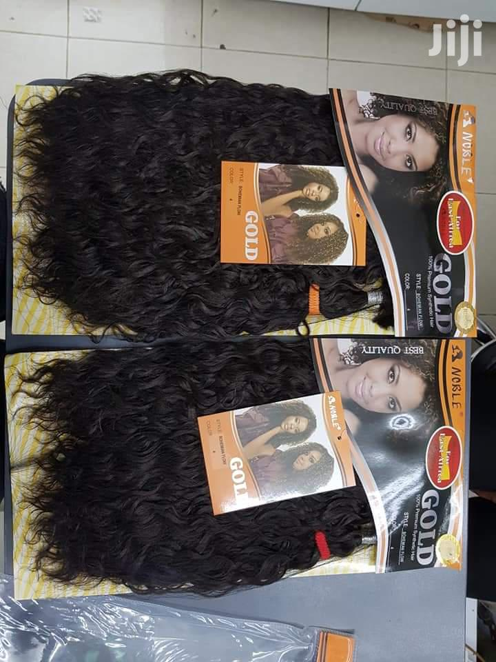 Semi Human Weaves Available