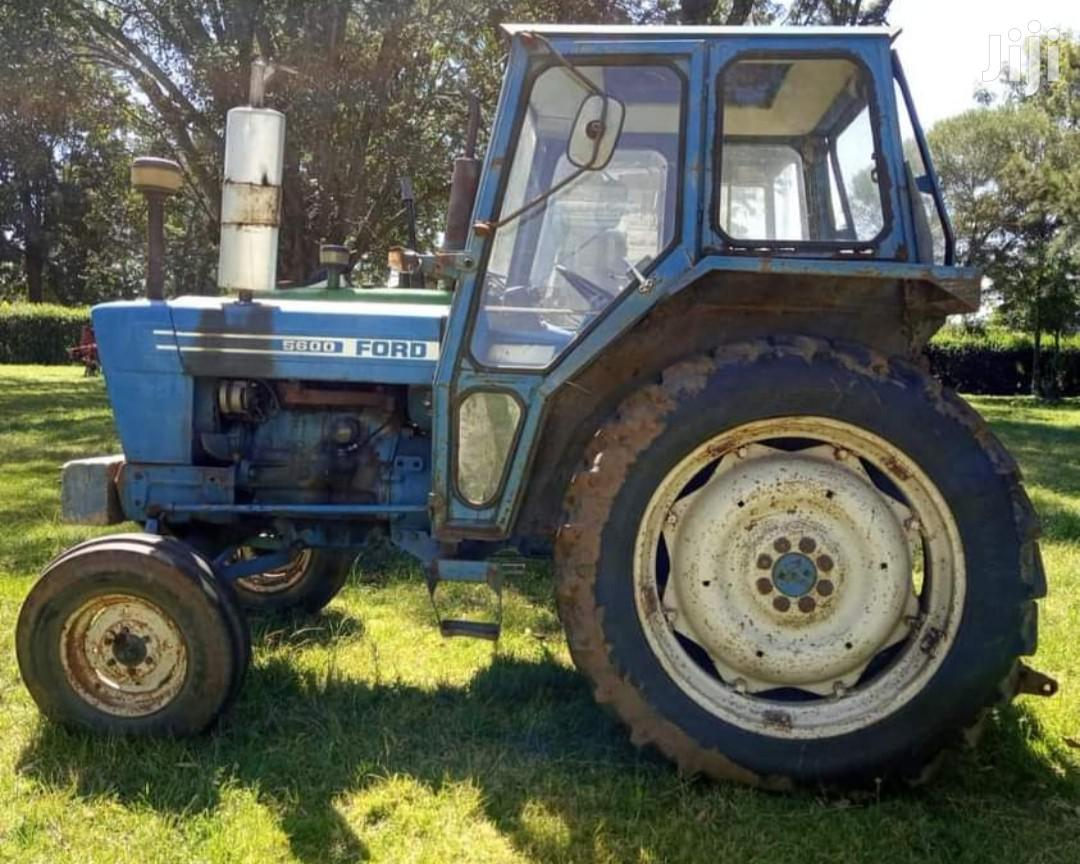 Archive: Ford 5600 Tractor