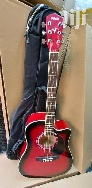 41 Inch Original Yamaha Semi Acoustic Box Guitar   Musical Instruments & Gear for sale in Nairobi, Nairobi Central