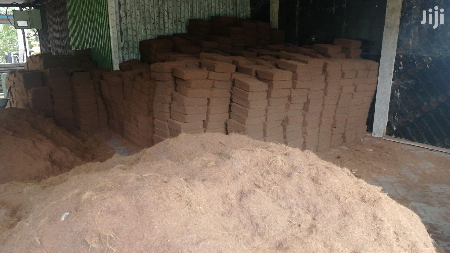 Coco Peat From Local Coconut Husks | Feeds, Supplements & Seeds for sale in Ramisi, Kwale, Kenya