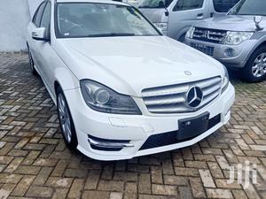 Mercedes-Benz C200 2013 White | Cars for sale in Mombasa, Tononoka