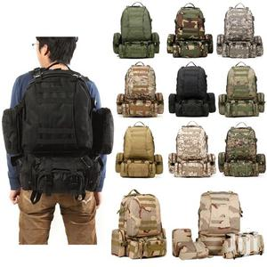 Military/Tactical Bags55l/Trekking/Hiking/Camping/Travelling   Bags for sale in Nairobi, Nairobi Central