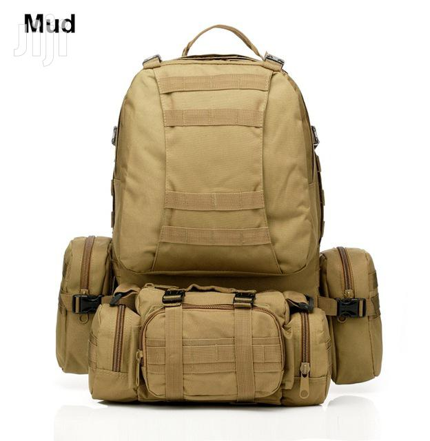 Military/Tactical Bags55l/Trekking/Hiking/Camping/Travelling | Bags for sale in Nairobi Central, Nairobi, Kenya