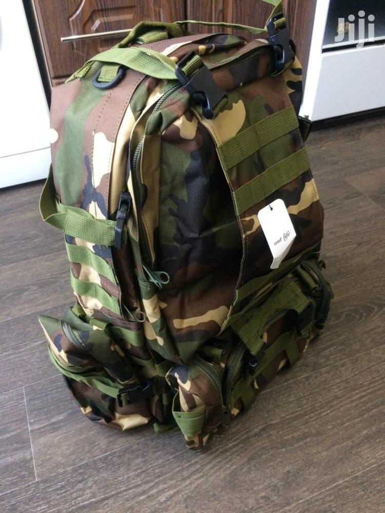 Military/Tactical Bags55l/Trekking/Hiking/Camping/Travelling