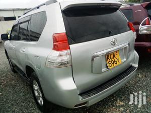Toyota Land Cruiser Prado 2009 Silver | Cars for sale in Mombasa, Tononoka