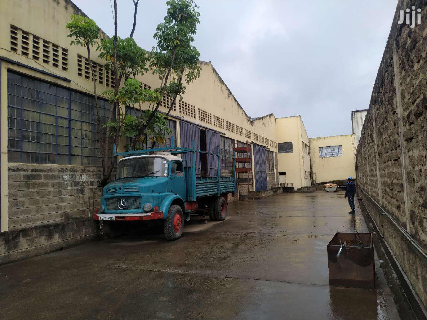 Warehouse 6,500sqft | Industrial Area |KSH90,000|LET-WH028
