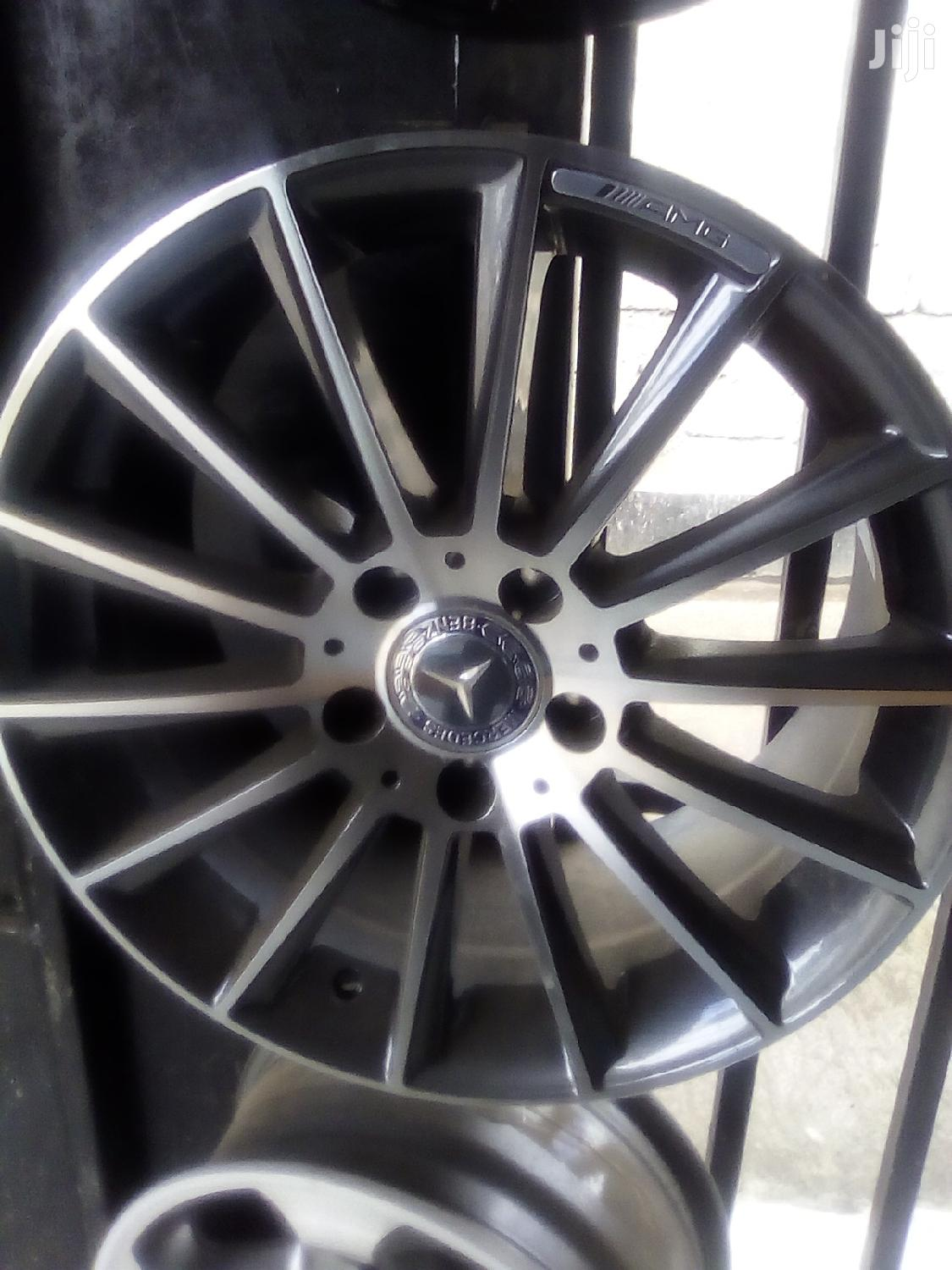 17 Inches Mercedes Benz Rims for Sale | Vehicle Parts & Accessories for sale in Langata, Nairobi, Kenya