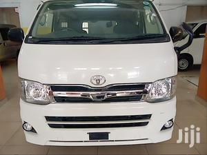 Toyotas Hiace 2013 White | Buses & Microbuses for sale in Mombasa, Mvita