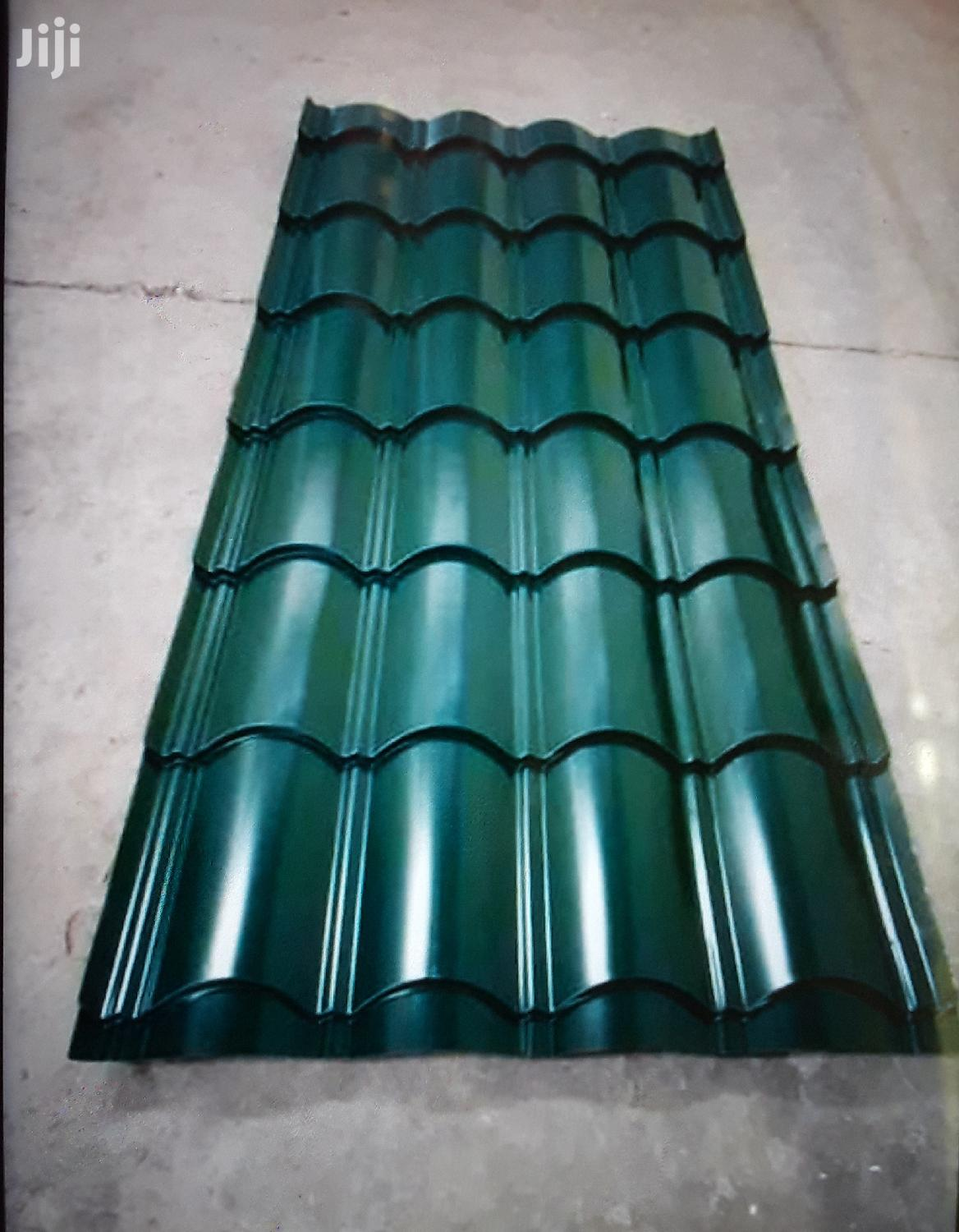 Archive: Versatile Roofing Sheets and Building Materials