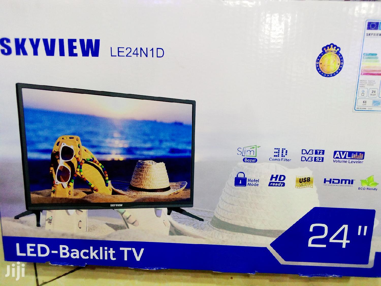 "Archive: Skyview 24"" Digital TV Sendcom Kenya"