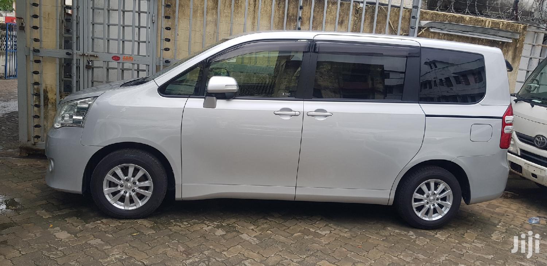 Toyota Noah 2013 Silver   Cars for sale in Mvita, Mombasa, Kenya