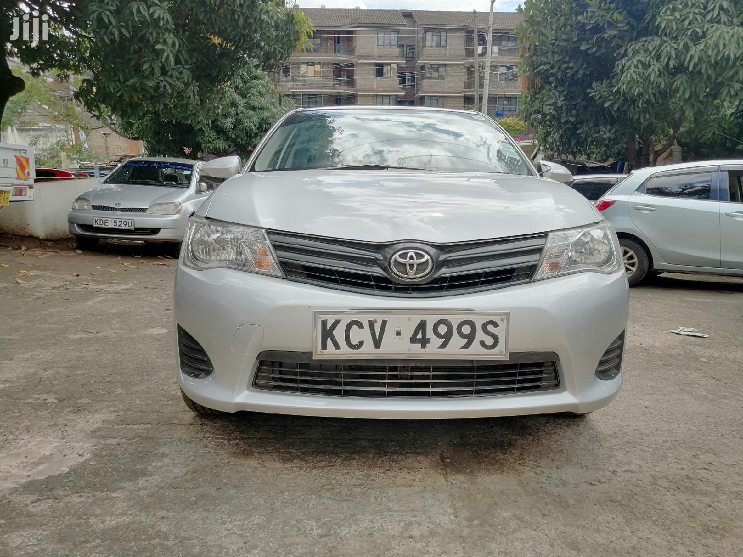 Toyota Corolla 2012 Silver | Cars for sale in Parklands/Highridge, Nairobi, Kenya