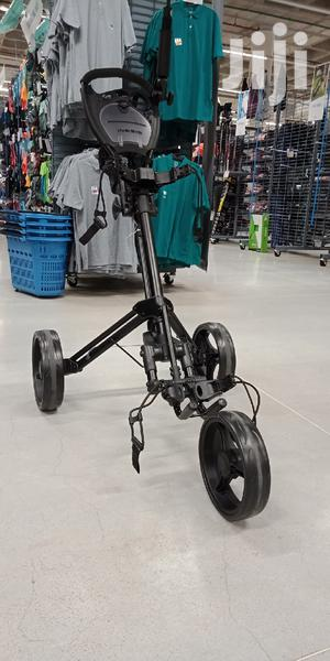 3-Wheel Golf Trolley   Sports Equipment for sale in Nairobi, Karen