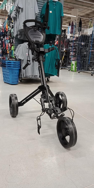 3-Wheel Golf Trolley