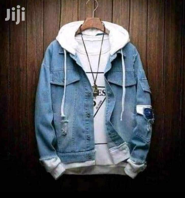 Denim Jackets/With Hood