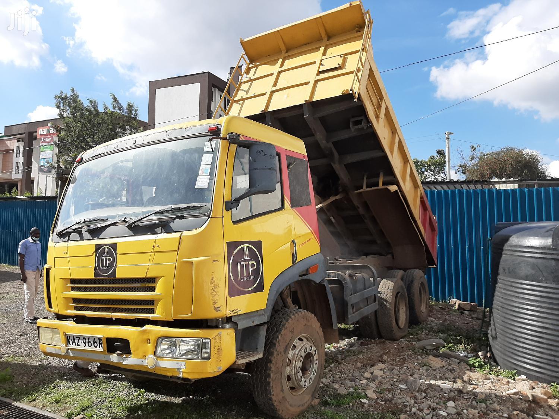 Faw Vita 2007 Yellow | Trucks & Trailers for sale in Nairobi Central, Nairobi, Kenya