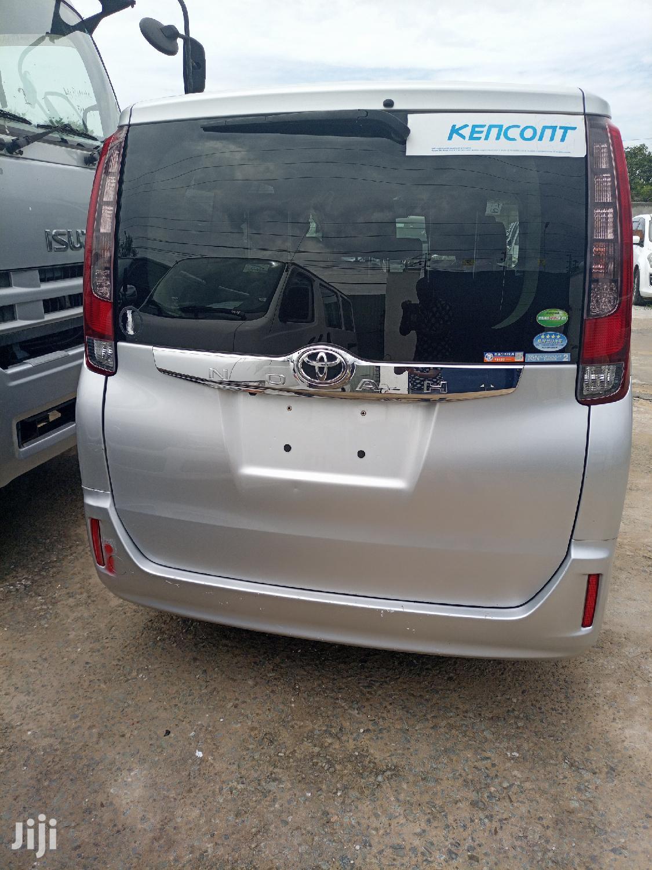 Toyota Noah 2014 Silver | Cars for sale in Tudor, Mombasa, Kenya