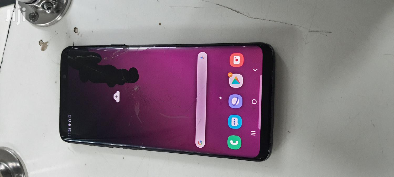 Samsung Galaxy S9 Plus 64 GB Black | Mobile Phones for sale in Nairobi Central, Nairobi, Kenya