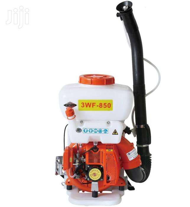 Archive: Spraying Machine ZGD-3WB-850 ( Guandu )