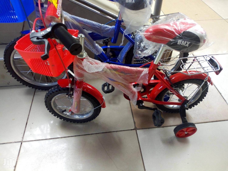 "Brand New 12"" Bmx Kids Bikes"