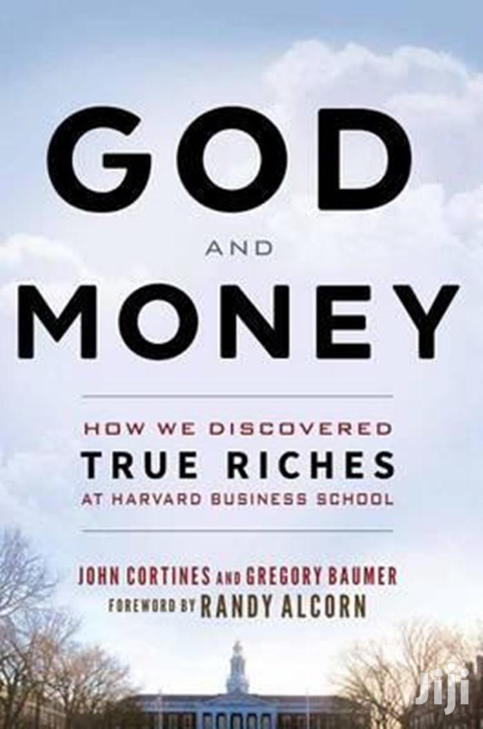 God and Money- John Cortines
