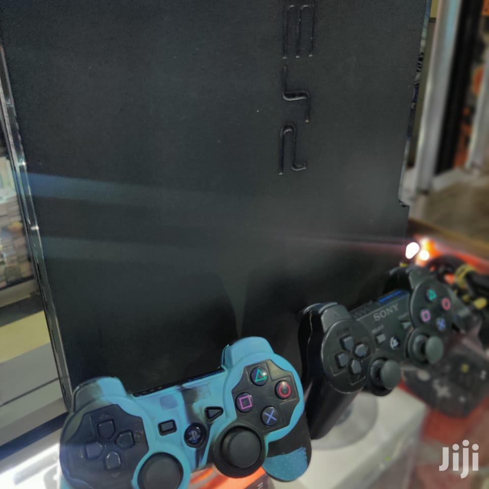 Ps3 With 2controllers