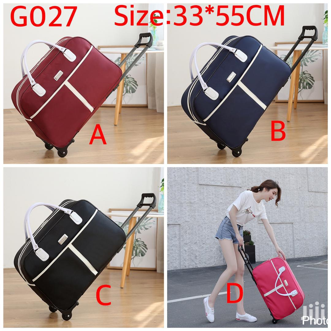 Unique Travel Bags