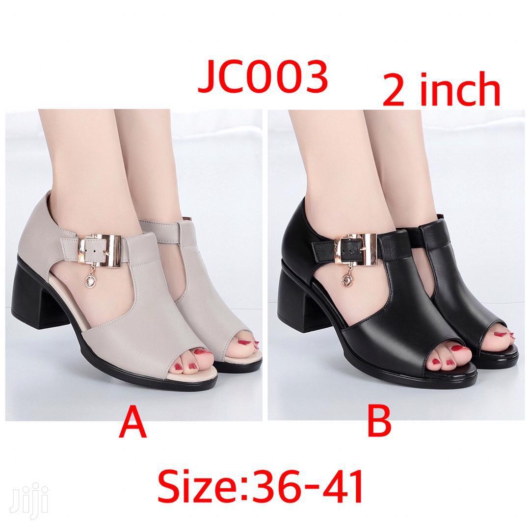 Comfortable Open Shoes