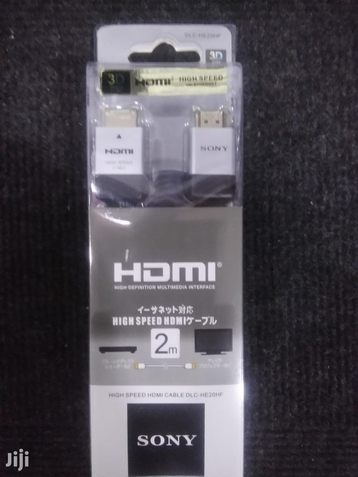 Hdmi Cable | Accessories & Supplies for Electronics for sale in Nairobi Central, Nairobi, Kenya