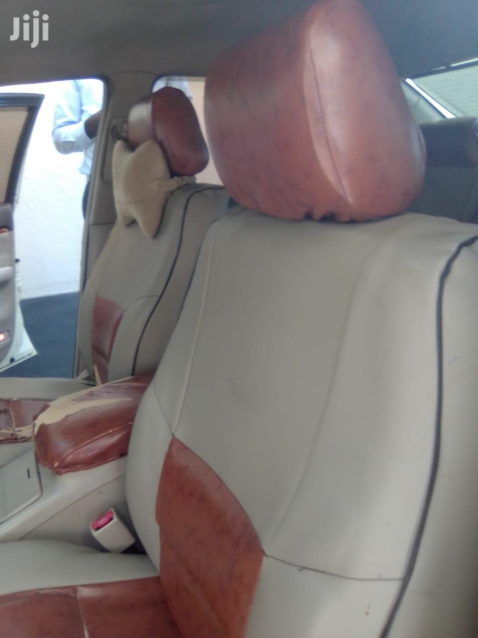 Synthetic Leather Car Seat Covers   Vehicle Parts & Accessories for sale in Githunguri, Kiambu, Kenya