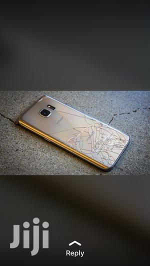 Samsung S6edge, S7edge Back Glass Replacement | Repair Services for sale in Nairobi, Nairobi Central