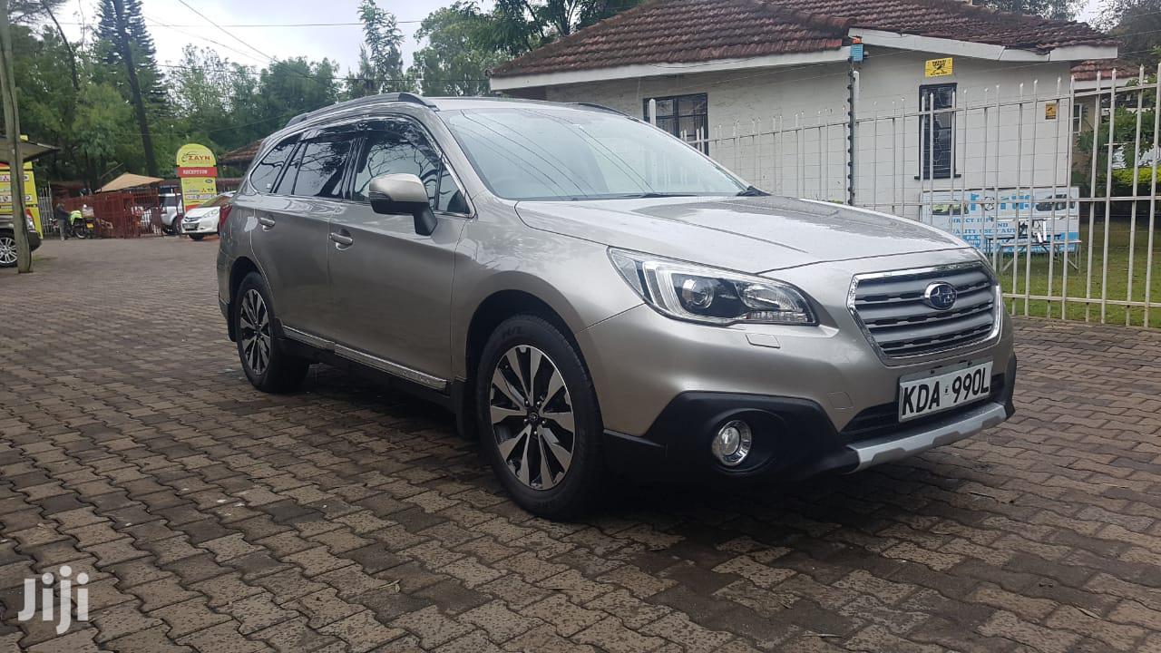 Subaru Outback 2015 Gray | Cars for sale in Lavington, Nairobi, Kenya