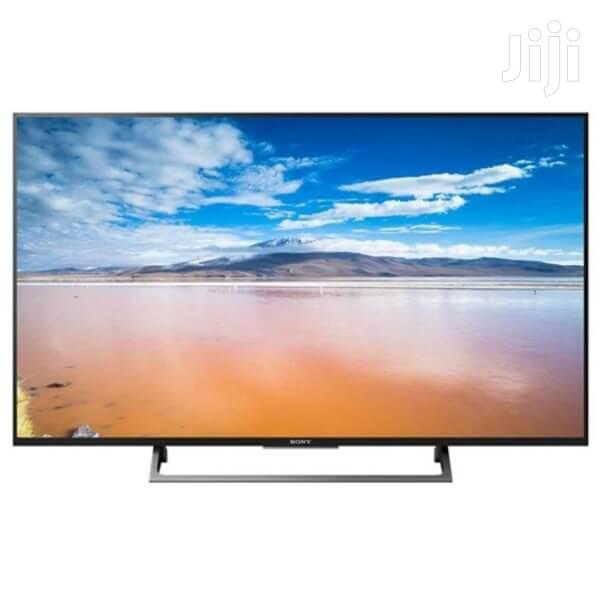 43 Inch Sony Smart Ultra HD 4K Android LED TV KD-43X8000E