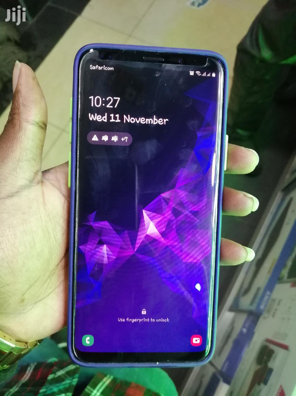 Samsung Galaxy S9 Plus 64 GB Blue | Mobile Phones for sale in Nairobi Central, Nairobi, Kenya