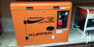 Kupper 6.5kva Silent DIESEL Generator Automatic Keystart   Electrical Equipment for sale in Nairobi, Nairobi Central