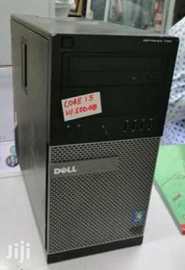 Desktop Computer Dell OptiPlex 7460 4GB Intel Core i5 500GB
